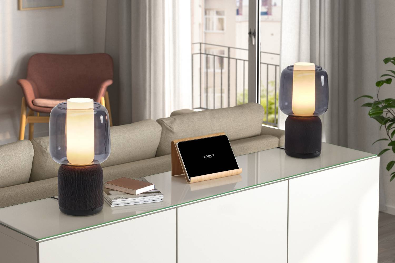 Sonos x IKEA SYMFONISK 2.0 met verwisselbare lampenkap?
