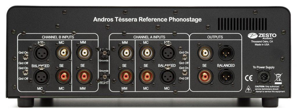 Zesto Andros Téssera Reference Phonostage