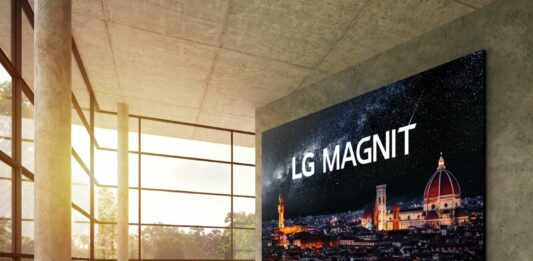 LG Micro LED