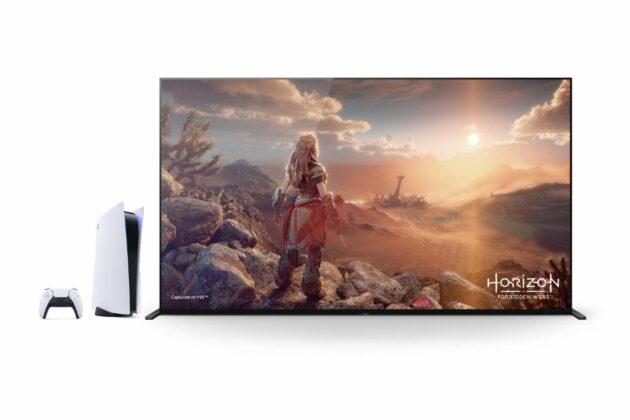 Sony Playstation 5 BRAVIA XR