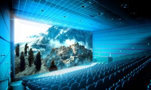 IMAX mindert aantal 3D-films