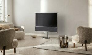 Bang & Olufsen brengt Beovision Contour OLED-tv op de markt