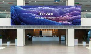 The Wall 2021: het grootste scherm aller tijden van Samsung