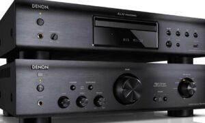 Denon PMA-720AE en DCD-720AE review